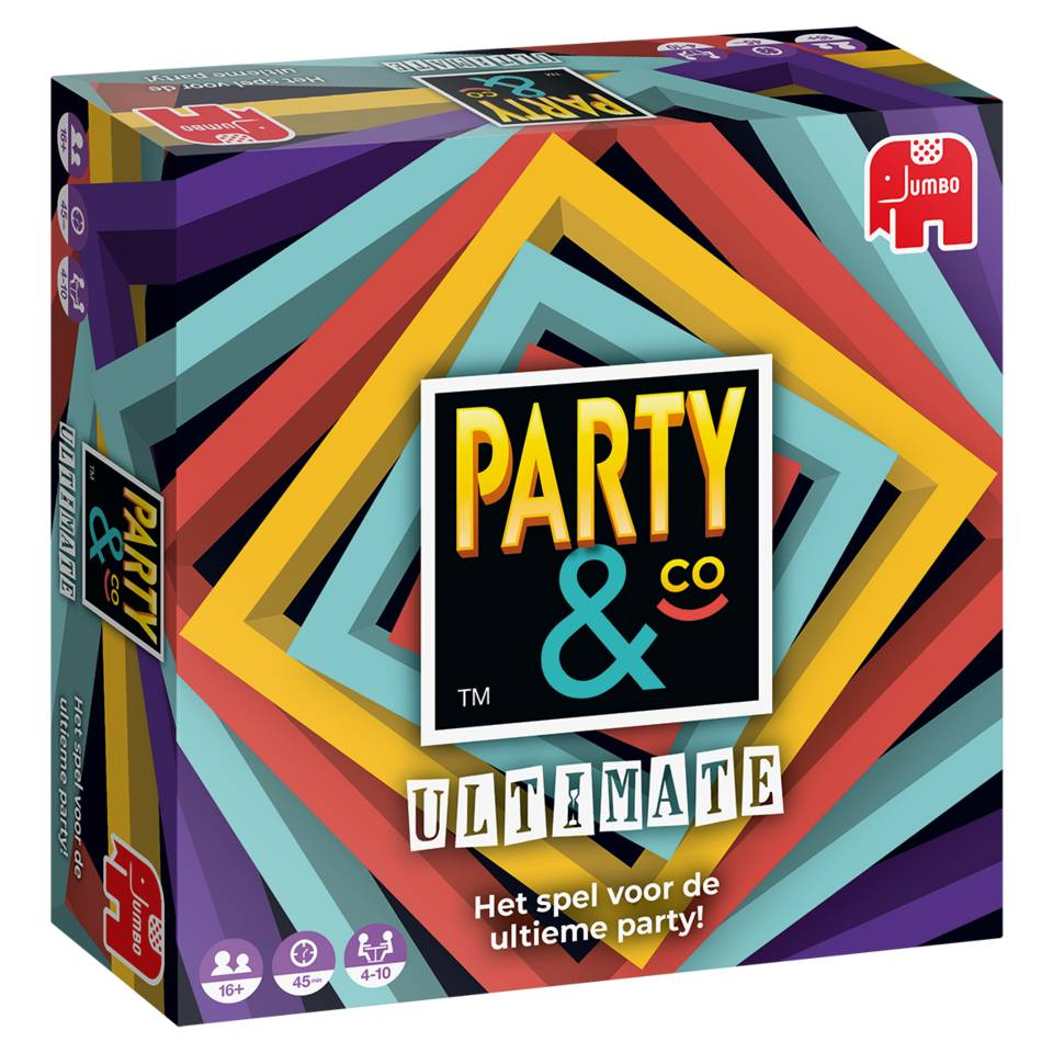 Party & Co Ultimate bordspel