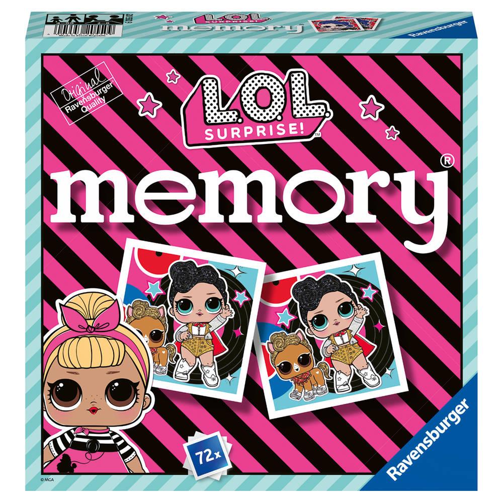 L.O.L. Surprise! memory