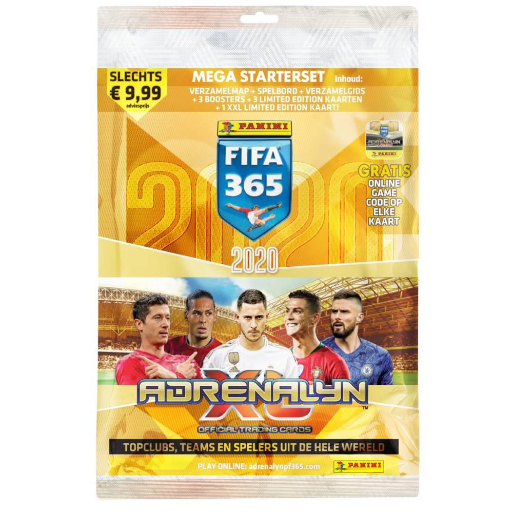 Panini FIFA 365 2020 Adrenalyn XL starterpack