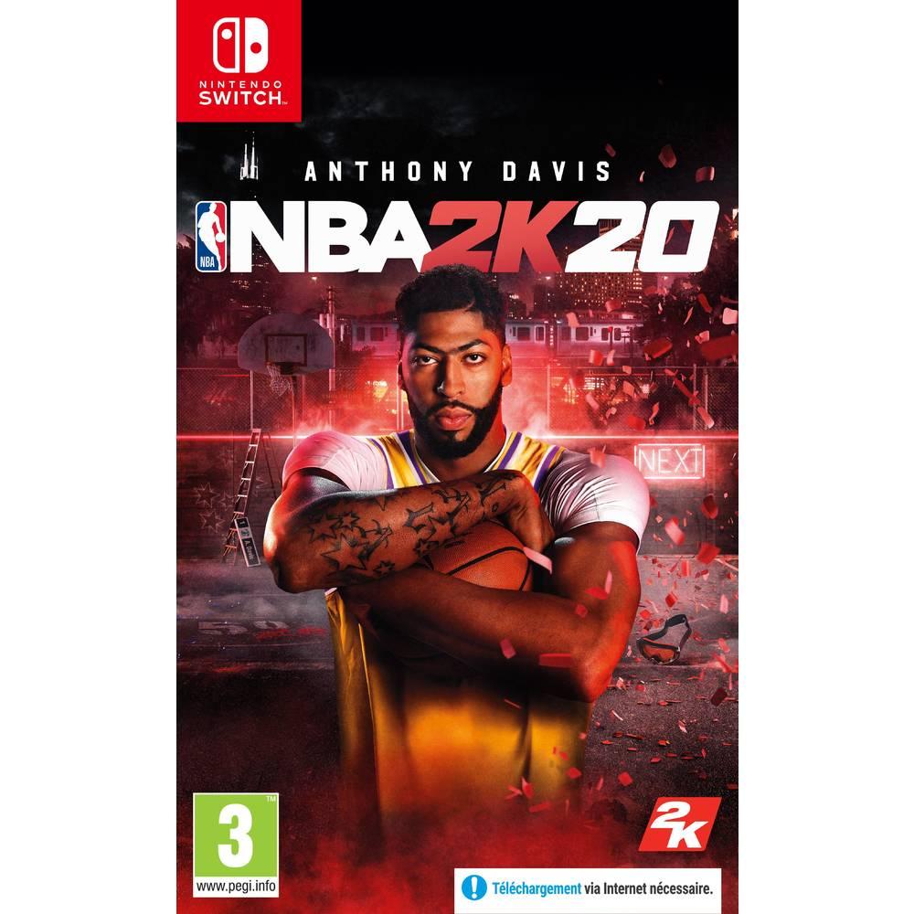 Nintendo Switch NBA 2K20
