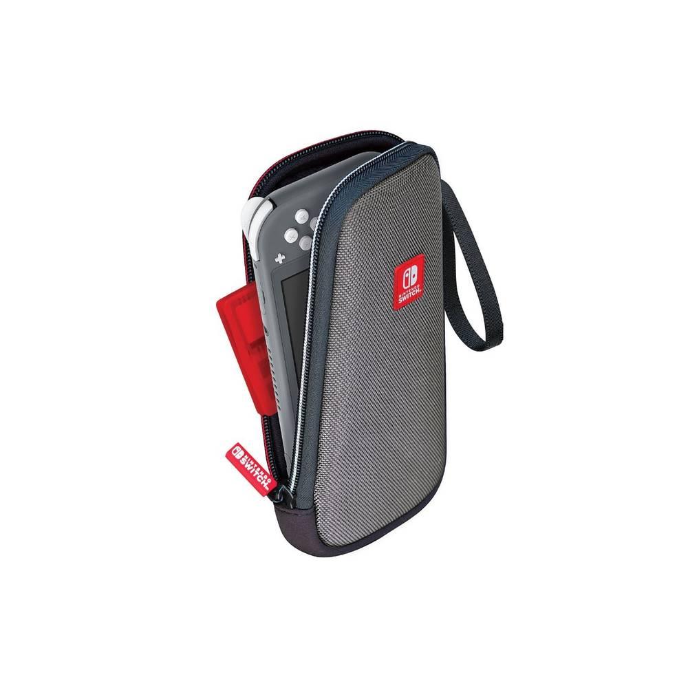 Nintendo Switch Lite Case Slim beschermhoes - grijs
