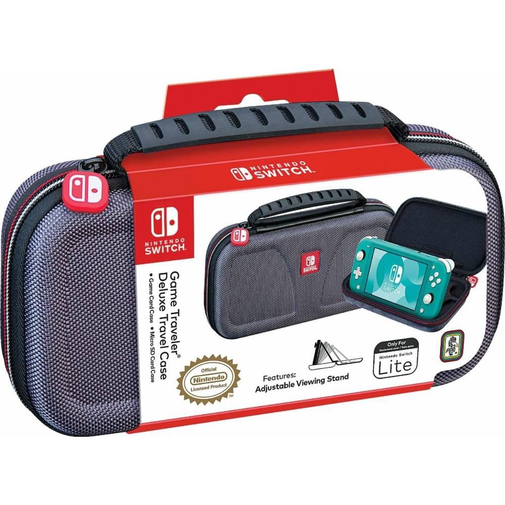 Nintendo Switch Lite beschermhoes - grijs
