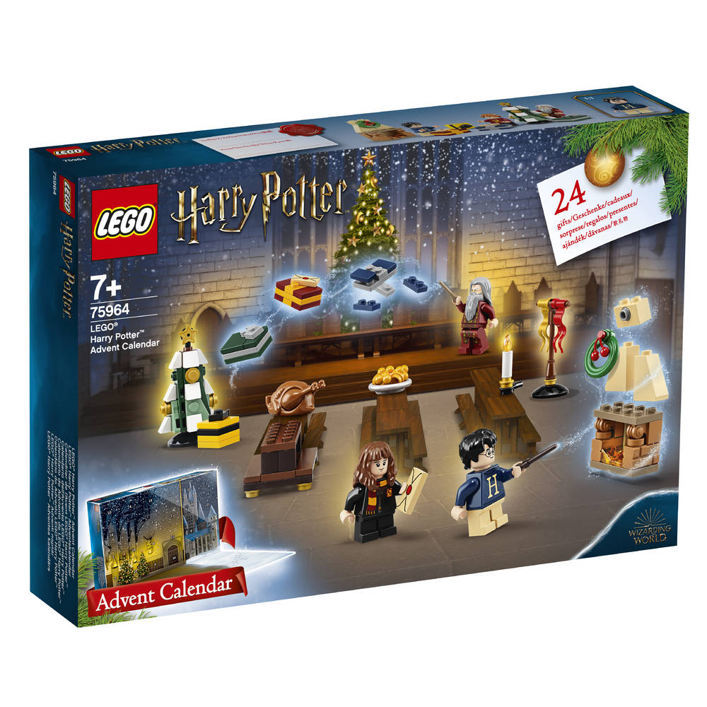 LEGO Harry Potter adventkalender 75964