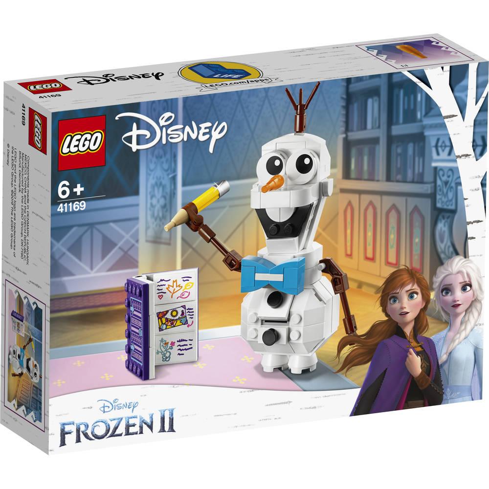 LEGO Disney Frozen 2 Olaf sneeuwpopfiguur 41169