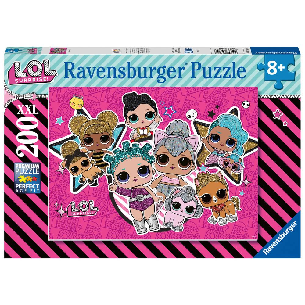 Ravensburger L.O.L. Surprise! puzzel - 200 stukjes