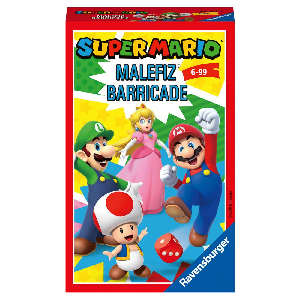 Super Mario Barricade bordspel