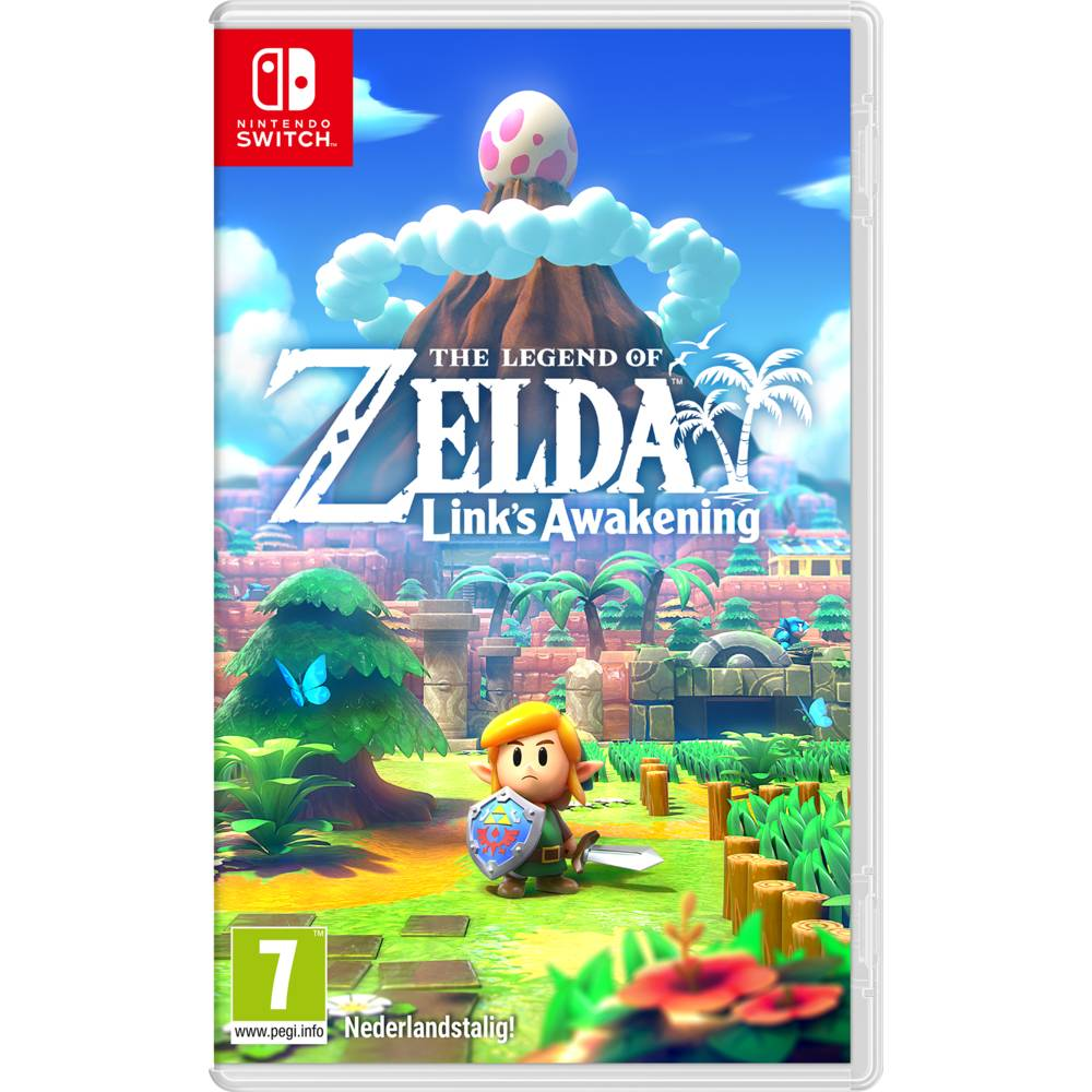 Nintendo Switch The Legend of Zelda: Link's Awakening