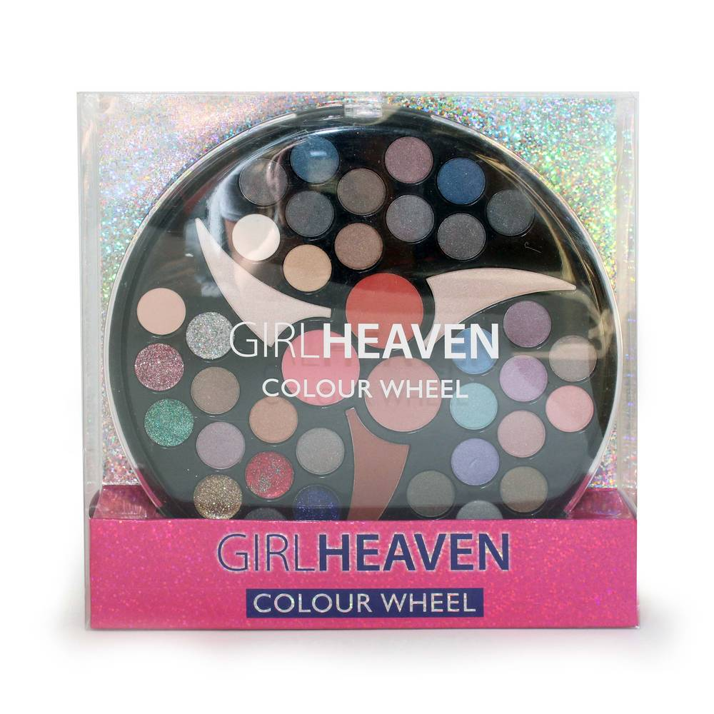 Girl Heaven oogschaduw