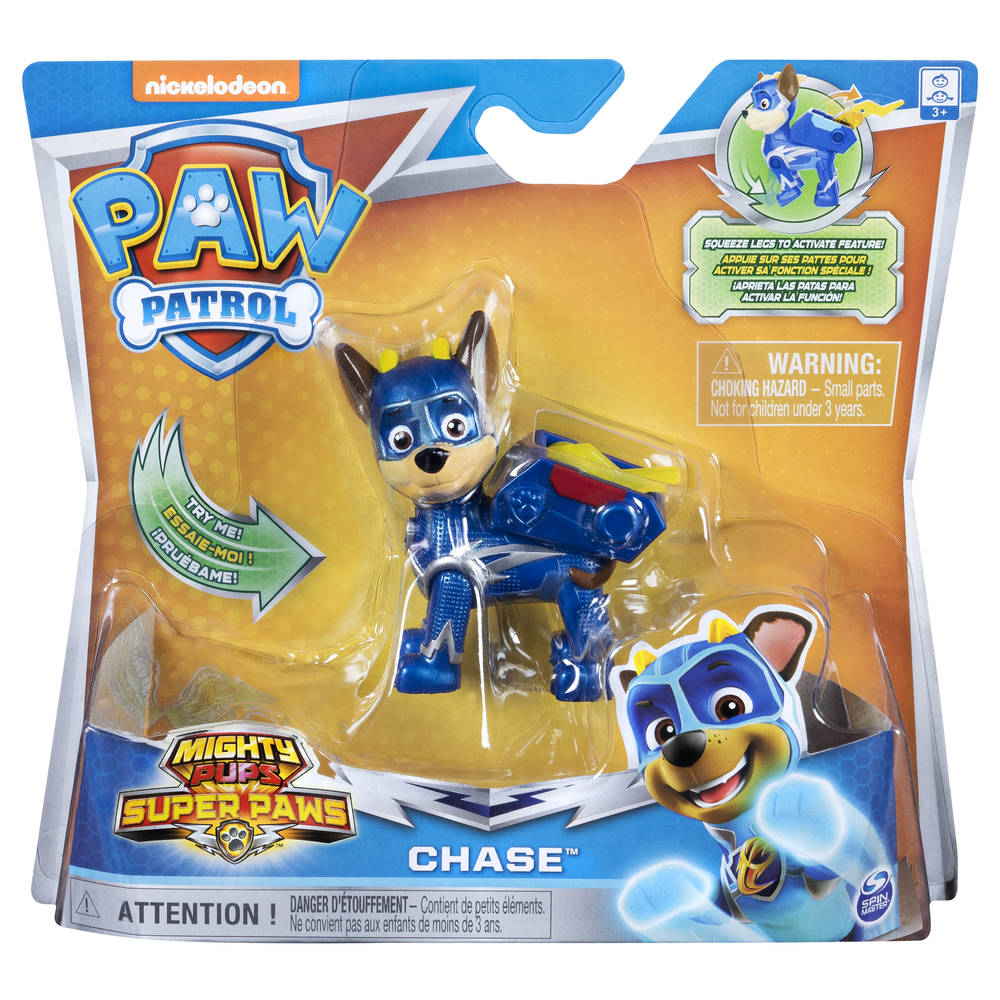 PAW Patrol Mighty pup Chase