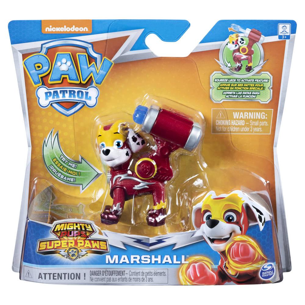 PAW Patrol Mighty pup Marshall