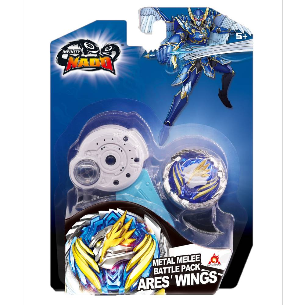 Infinity Nado V Classic series tol Ares' Wings