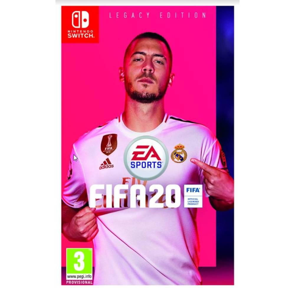 Nintendo Switch FIFA 20 Legacy Edition