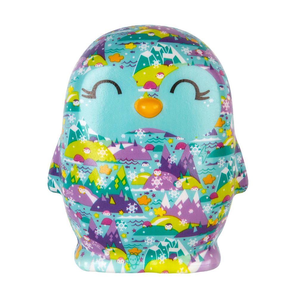 Soft 'N Slo Squishies Ultra Designerz pinguïn