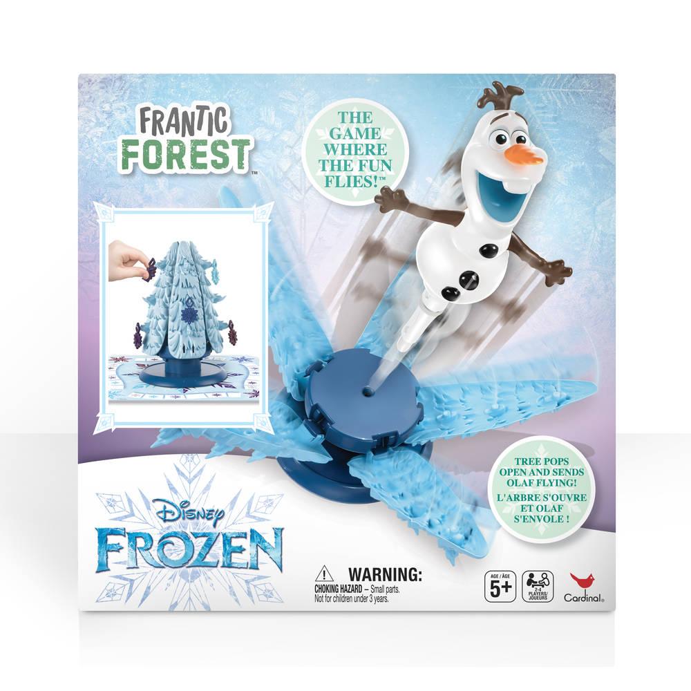 Disney Frozen 2 Olaf bos spel