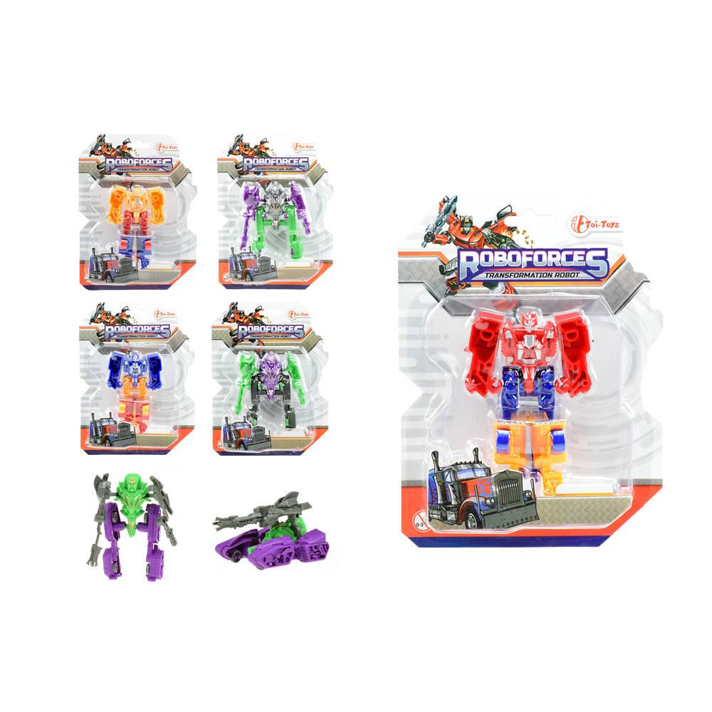 Roboforces Robot Warrior team