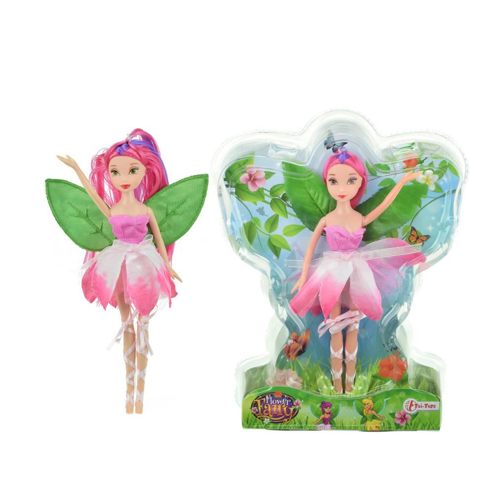 Fairies bloemenfee - 22 cm