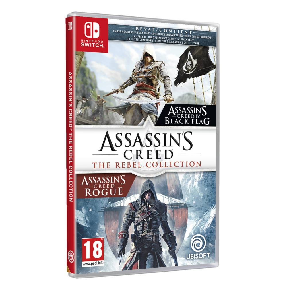 Nintendo Switch Assassin's Creed: The Rebel Collection