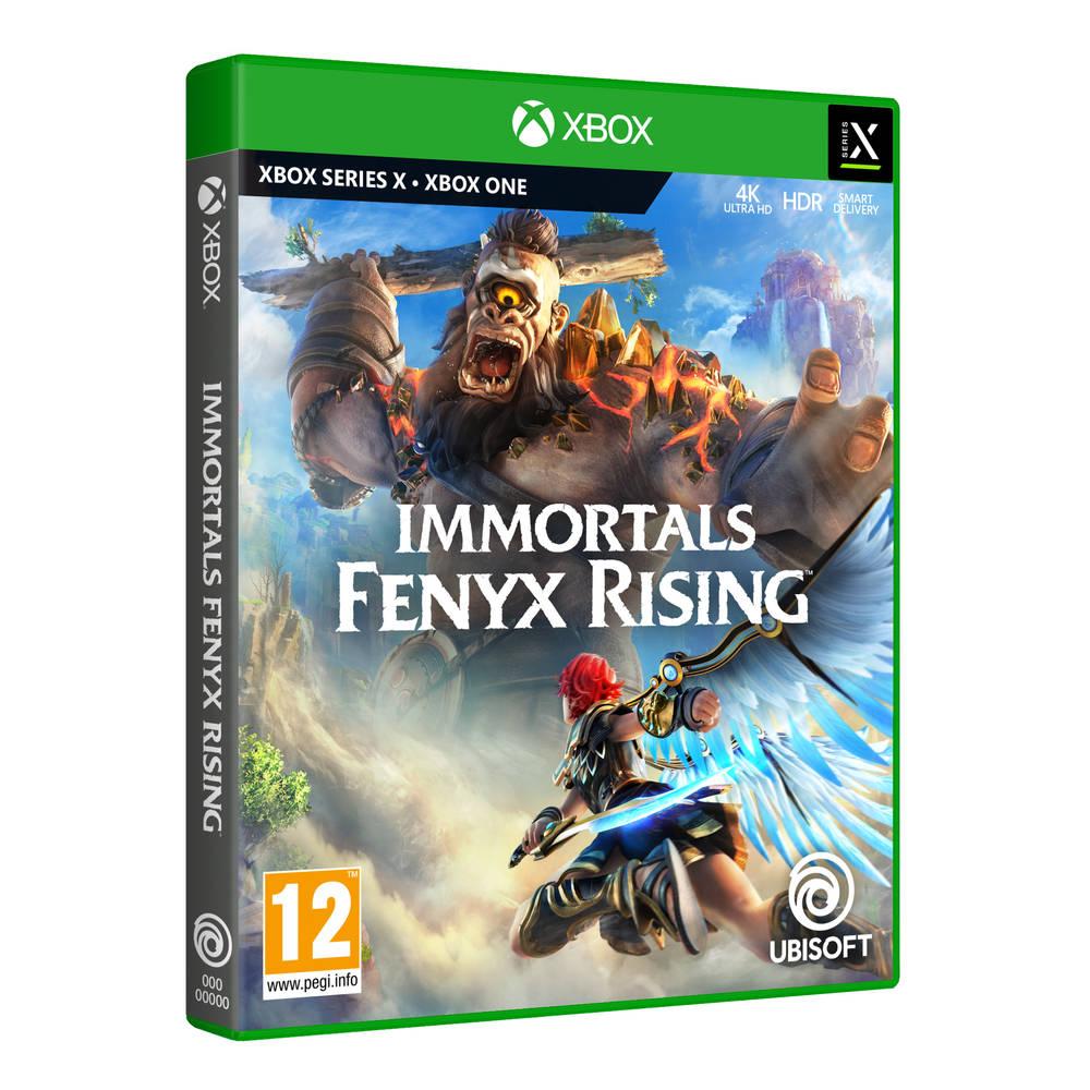 Xbox Series X & Xbox One Immortals Fenyx Rising