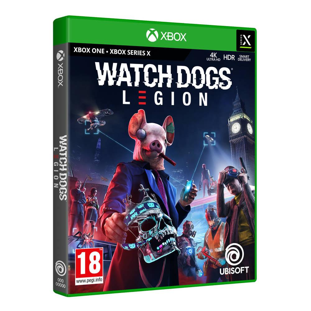 Xbox Series X / Xbox One Watch Dogs Legion
