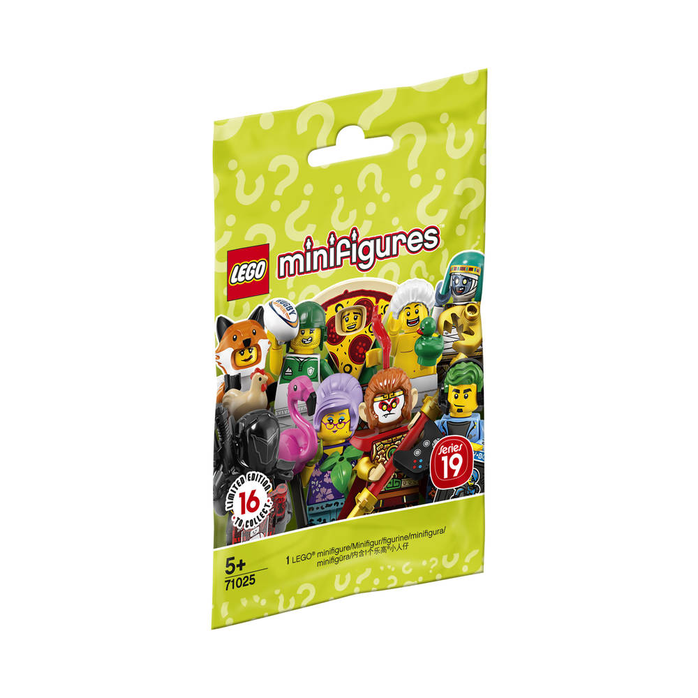 LEGO minifiguren serie 19 71025