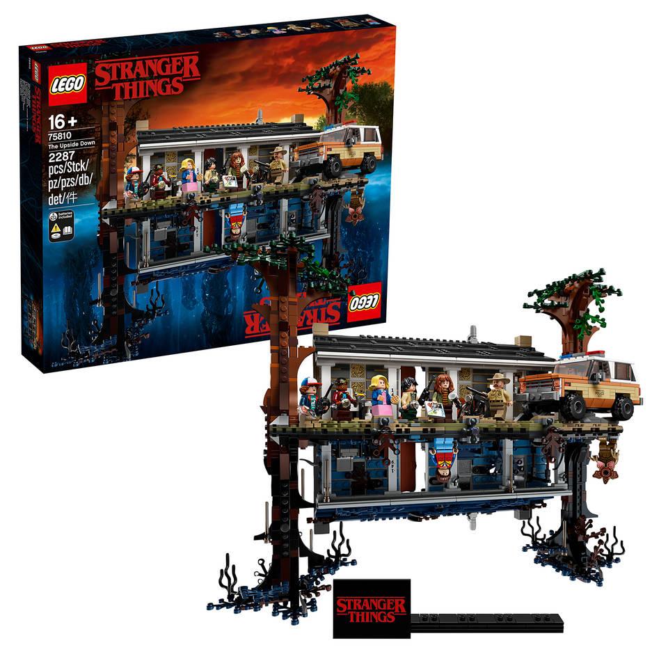 LEGO Stranger Things The Upside Down 75810