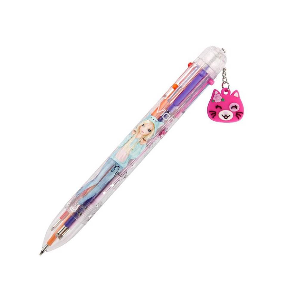 TOPModel 6-kleuren pen