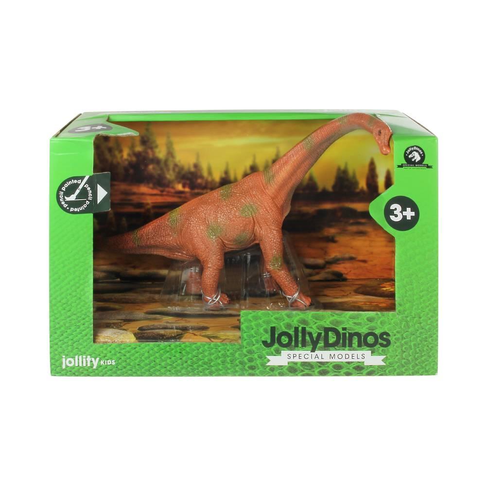 JollyDinos Brachiosaurus speelfiguur
