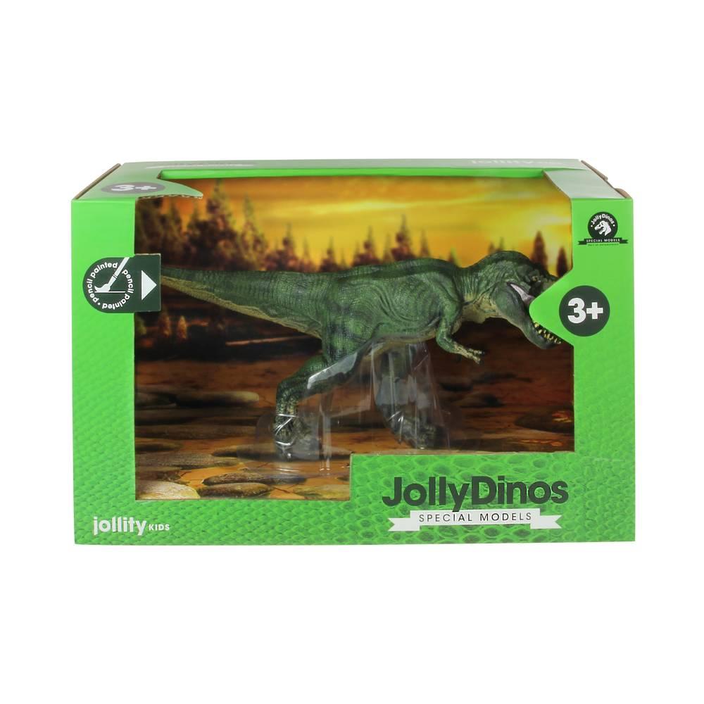 JollyDinos Tyrannosaurus Rex speelfiguur