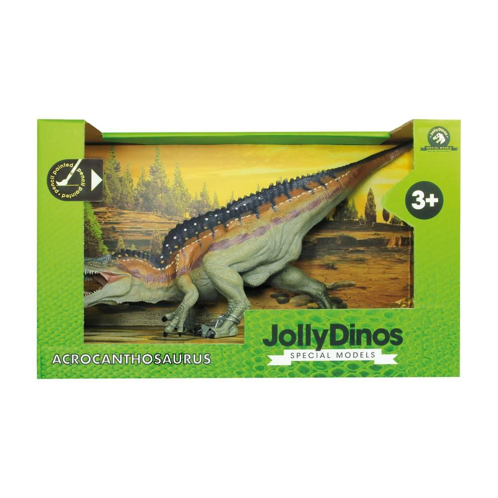 JollyDinos Acrocanthosaurus speelfiguur