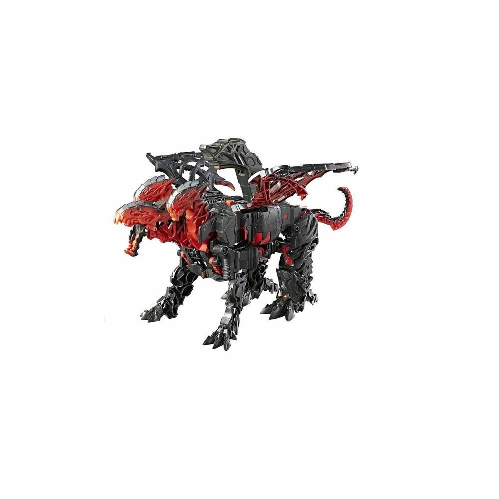 Transformers: The Last Knight turbowisselaar drakenstorm