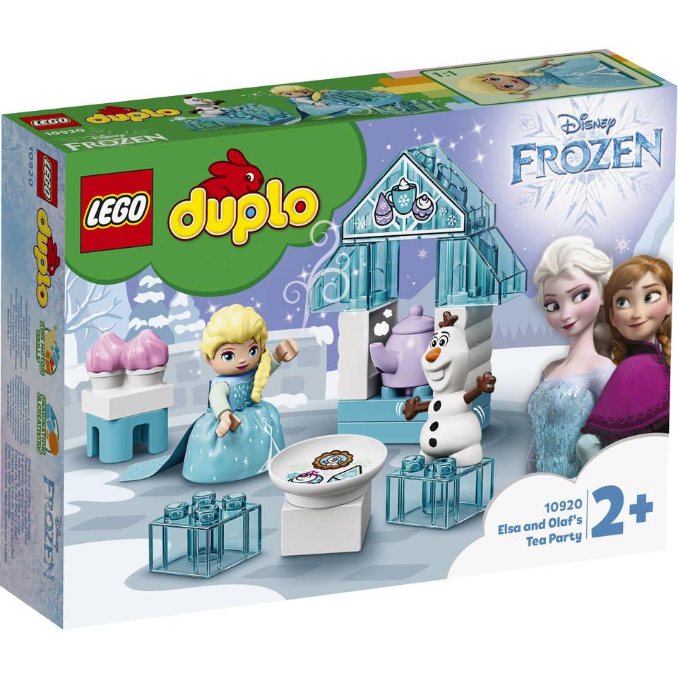 LEGO DUPLO Elsa's en Olafs theefeest 10920