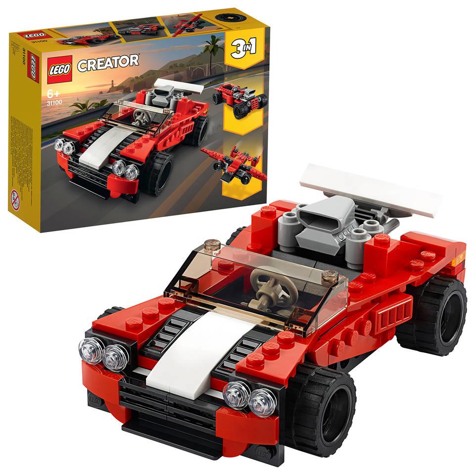 LEGO Creator sportwagen 31100