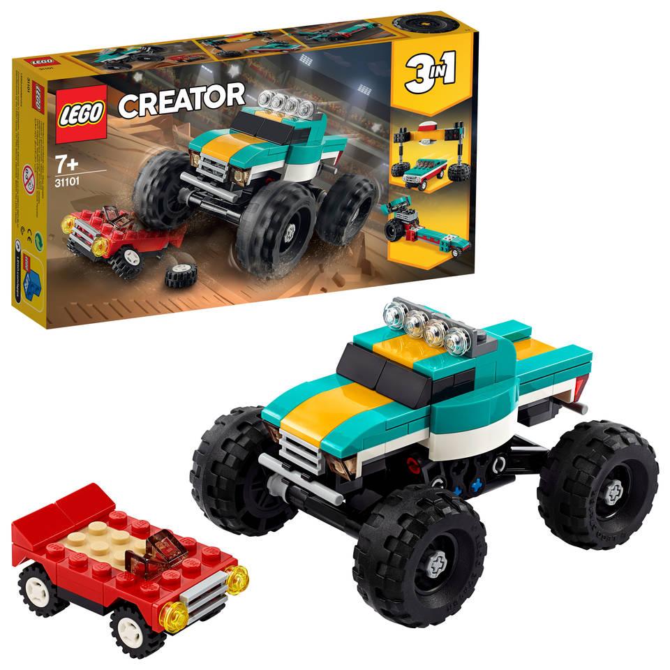 LEGO Creator monstertruck 31101