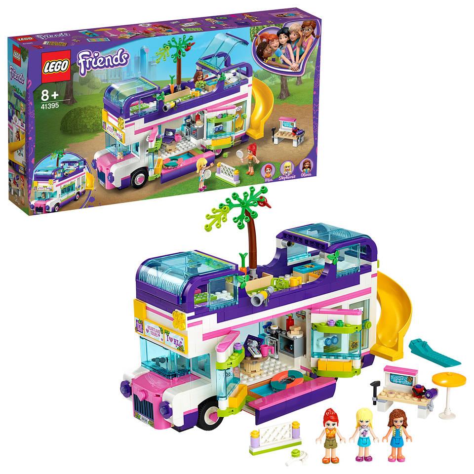 LEGO Friends vriendschapsbus 41395