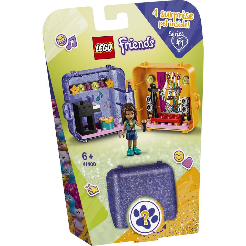 LEGO Friends Andrea's speelkubus 41400