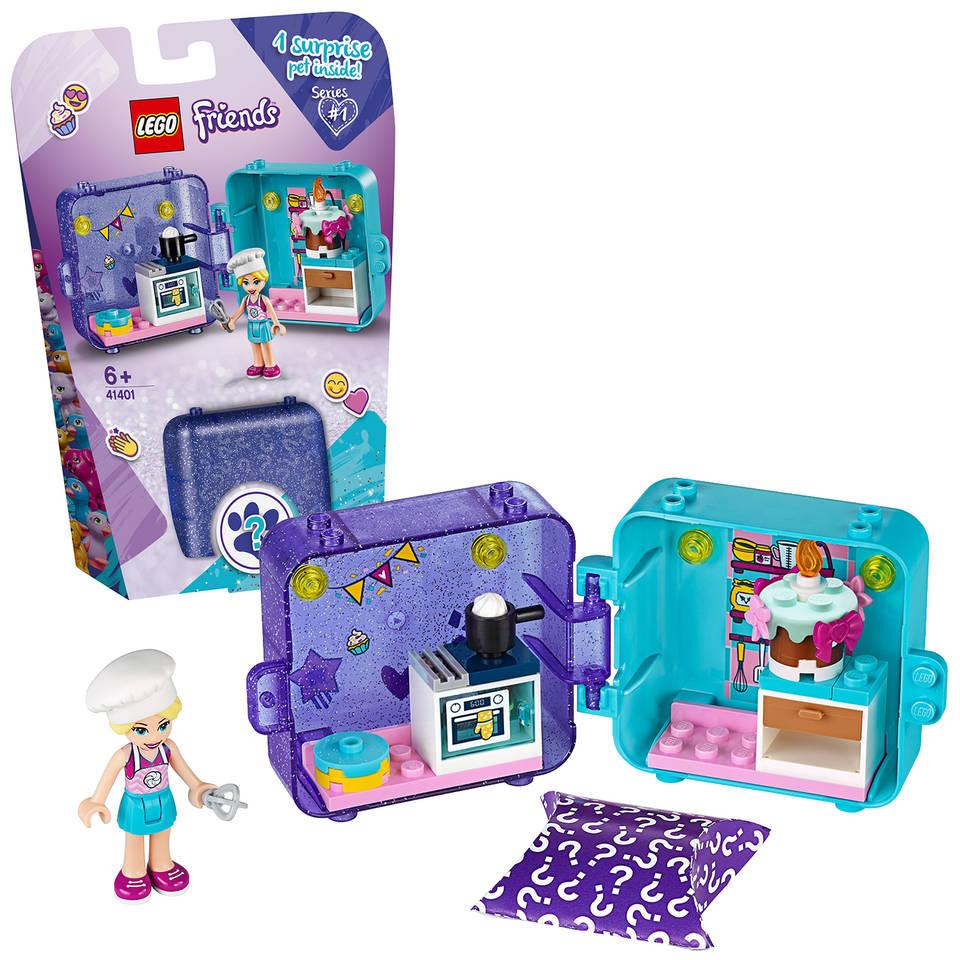 LEGO Friends Stephanies speelkubus 41401