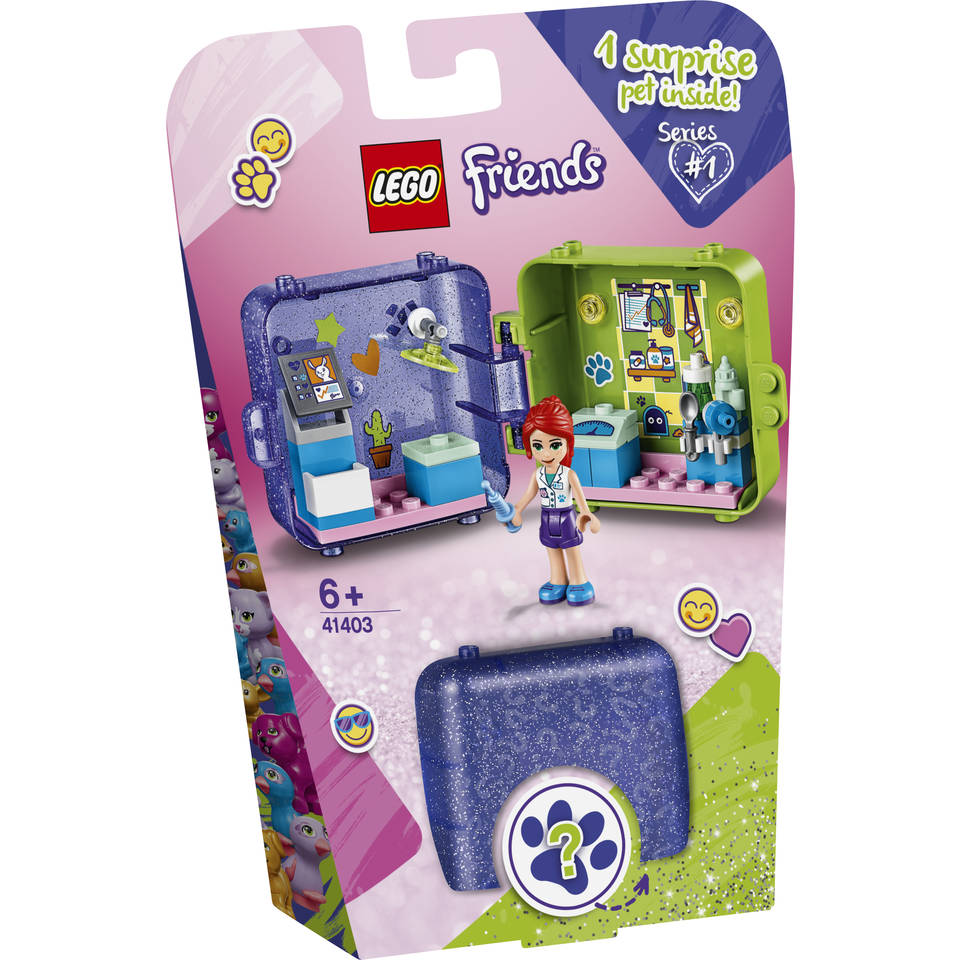 LEGO Friends Mia's speelkubus 41403