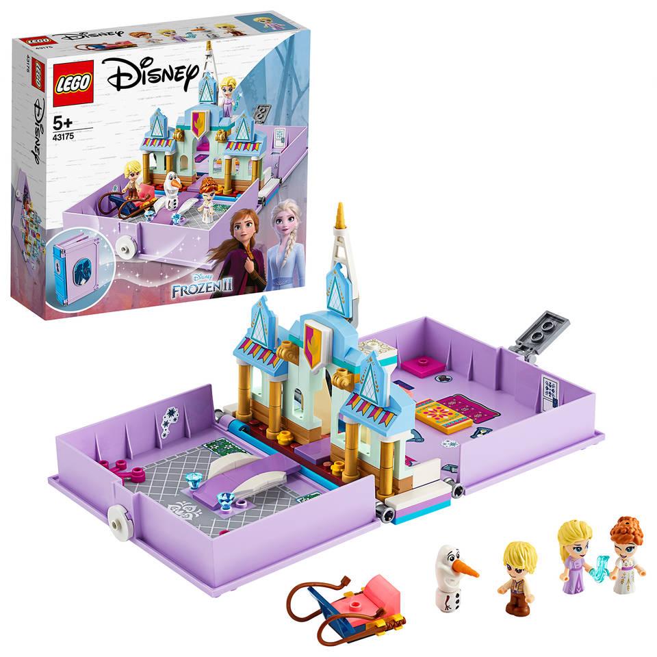 LEGO Disney Frozen Anna's en Elsa's verhalenboek avonturen 43175