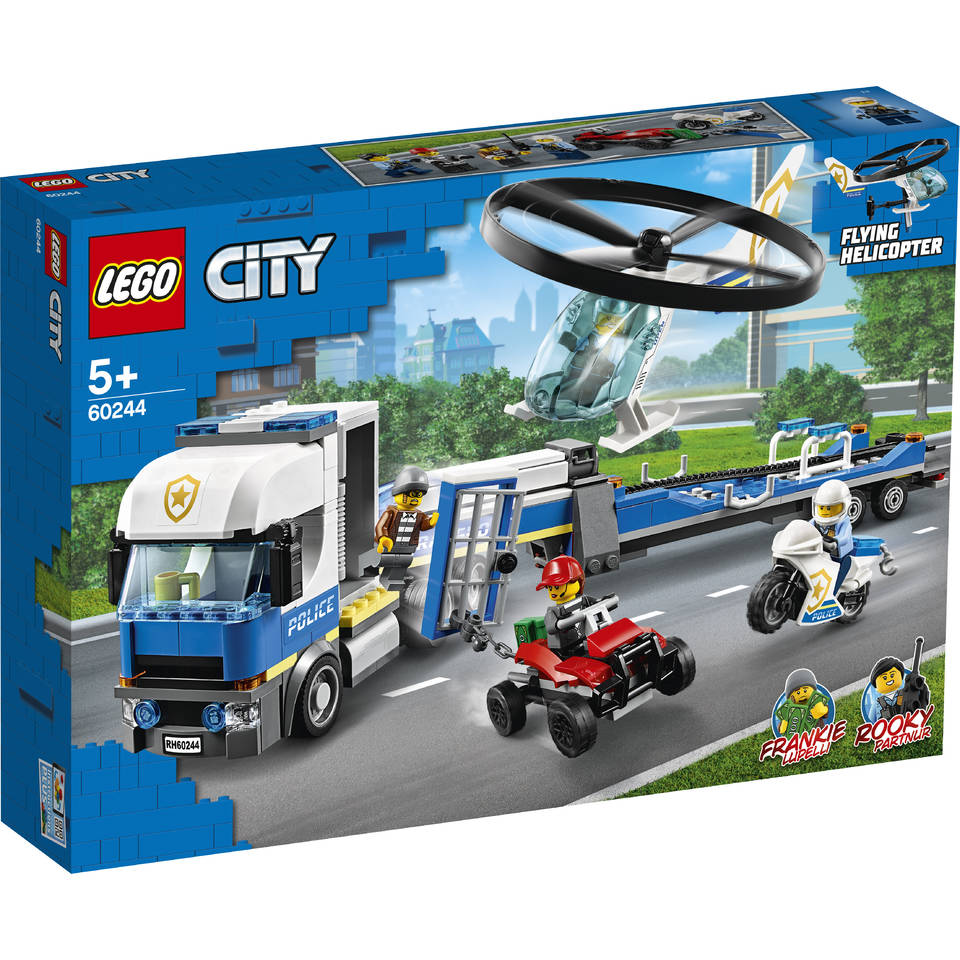 LEGO City helikoptertransport 60244