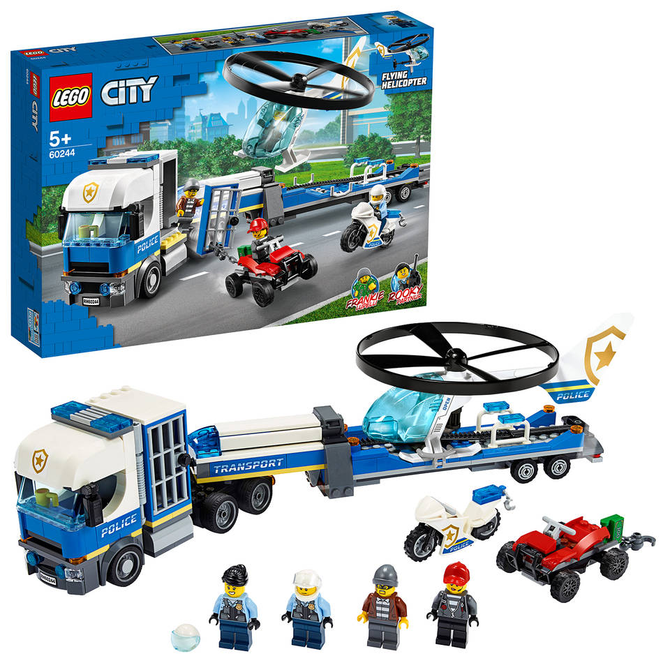 LEGO City helikoptertransport 60244
