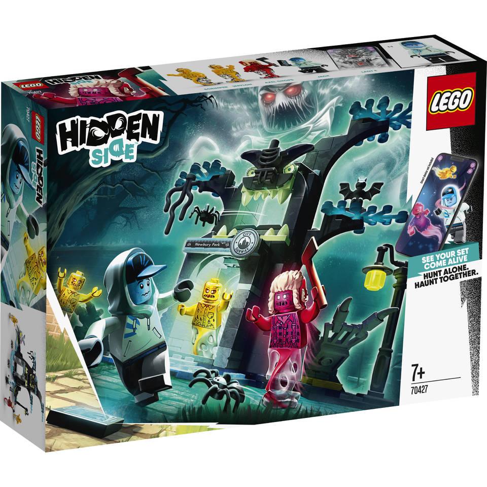LEGO Hidden Side welkom bij Hidden Side 70427