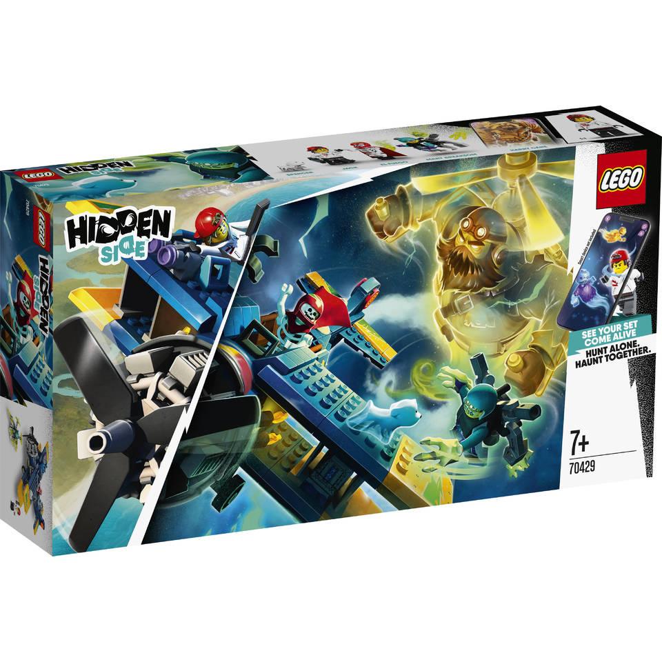 LEGO Hidden Side El Fuego's stuntvliegtuig 70429