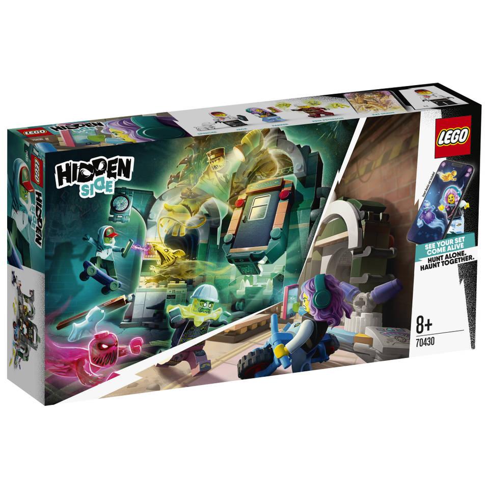 LEGO Hidden Side de Newbury metro 70430