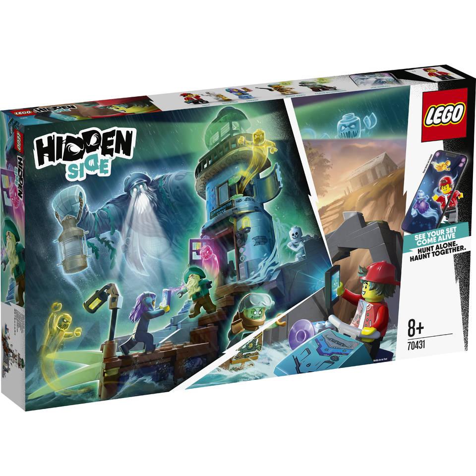 LEGO Hidden Side de duistere vuurtoren 70431