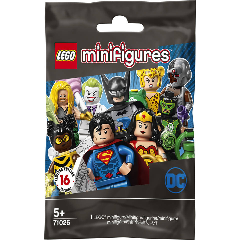 LEGO DC Super Heroes Series 71026