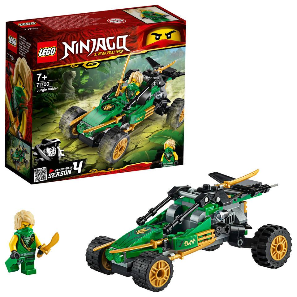 LEGO Ninjago jungle aanvalsvoertuig 71700