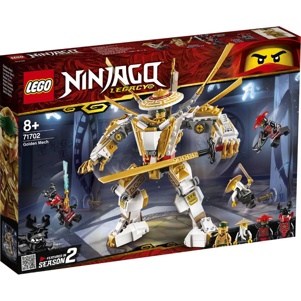 LEGO Ninjago gouden mech 71702