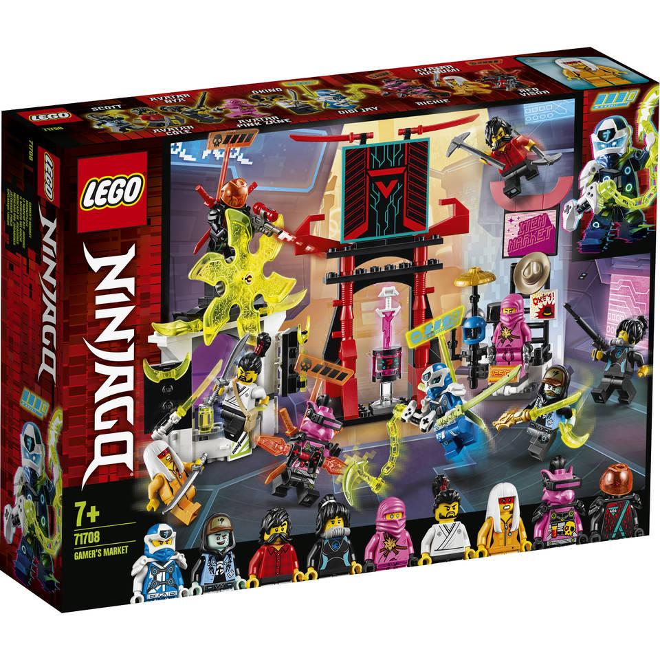 LEGO Ninjago gamers markt 71708