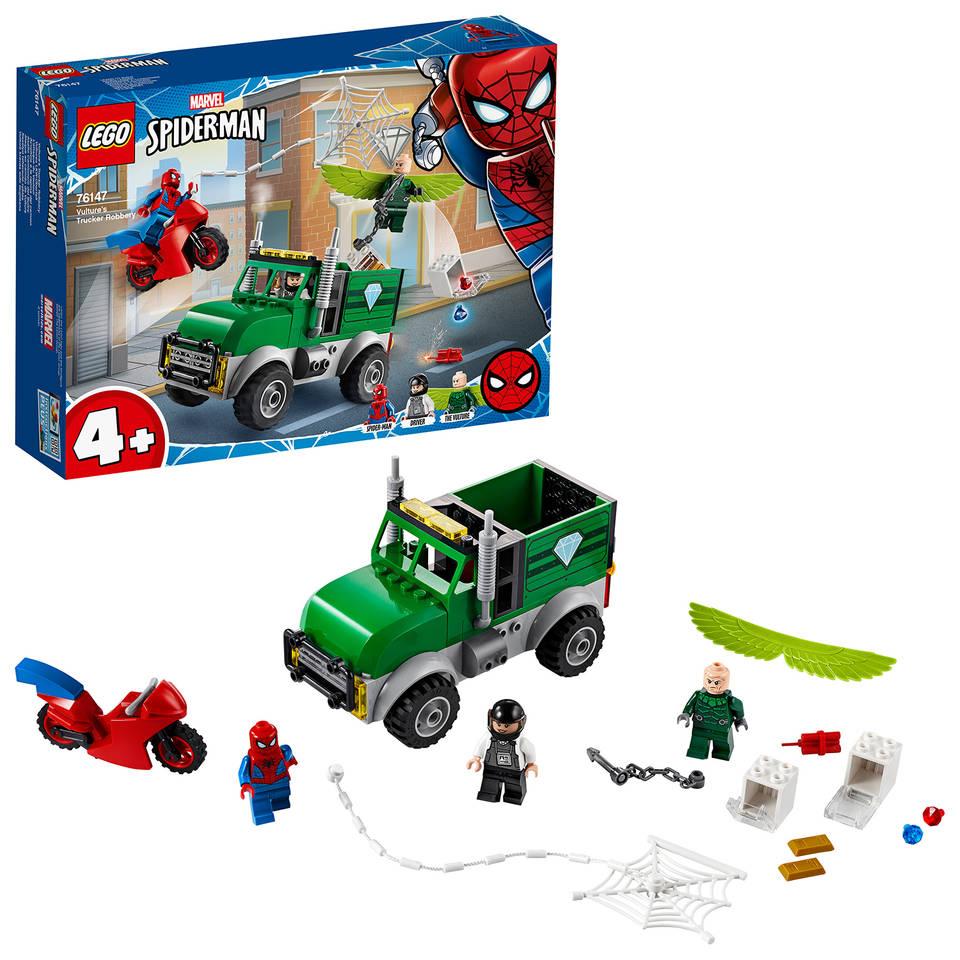 LEGO Marvel Super Heroes Vultures vrachtwagenoverval 76147
