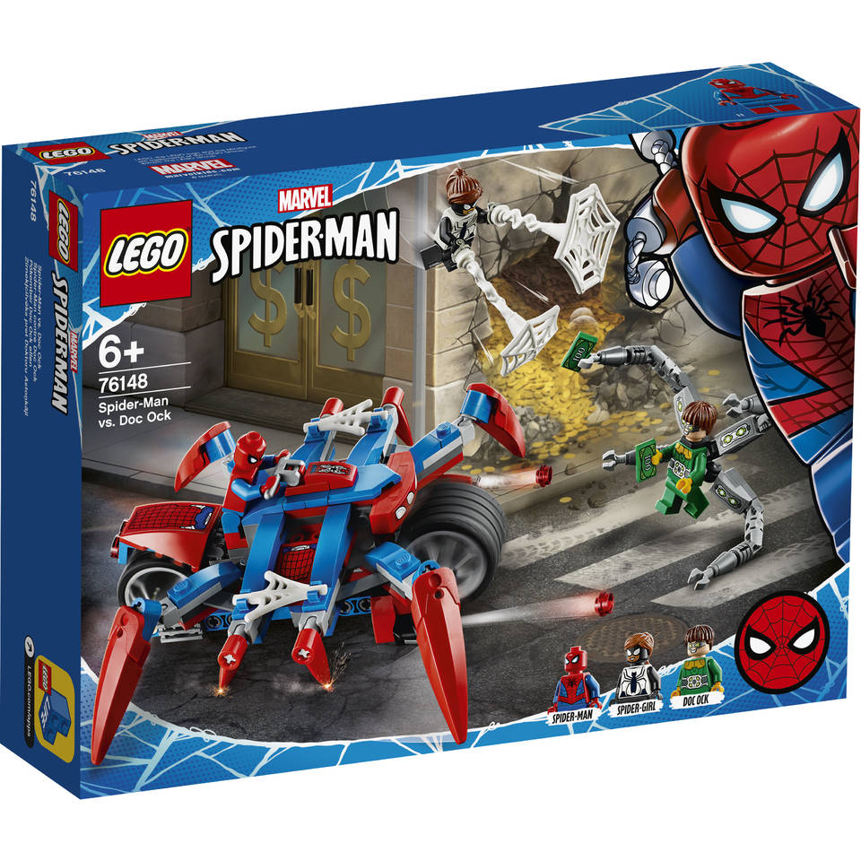 LEGO Marvel Super Heroes Spider-Man vs Doc Ock 76148
